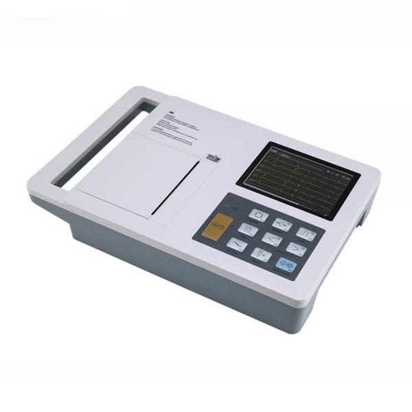 Six-Channel ECG Machine Portable