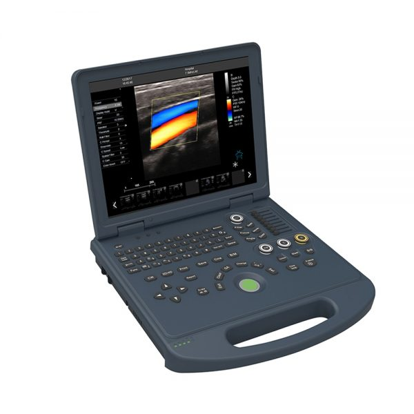 Color Ultrasound Scanner Laptop
