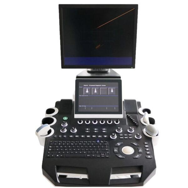 Mobile Color Ultrasound Machine