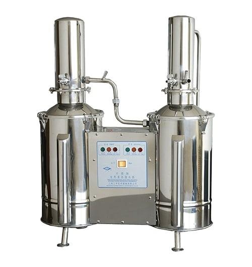 Double Distilled Water Distiller