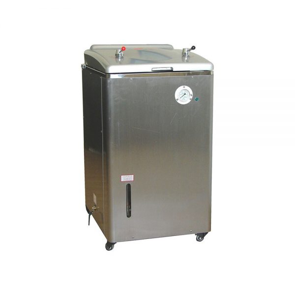 Manual Control Vertical Pressure Steam Sterilizer