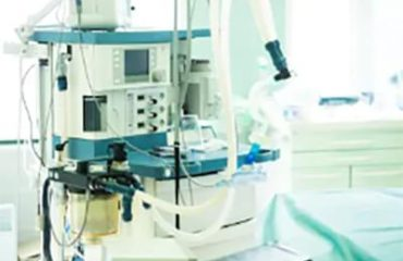 We are manufacturers of anesthesia machines.